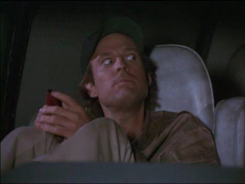 Dwight Schultz in Das A-Team (1983)