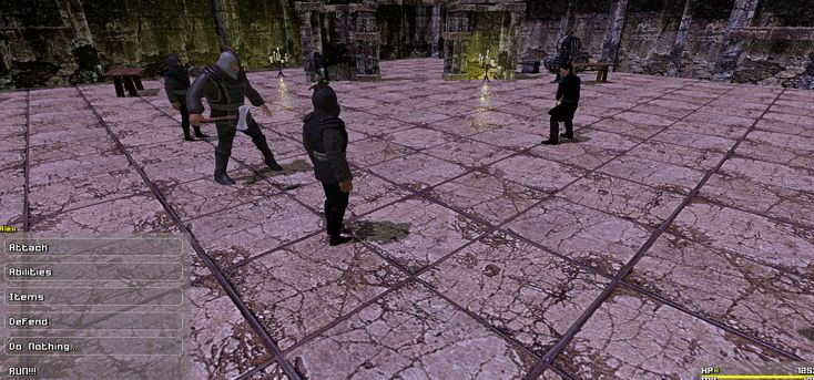Destimonium by Chill Back Digital #rpg #unity3d #gamedev #ork