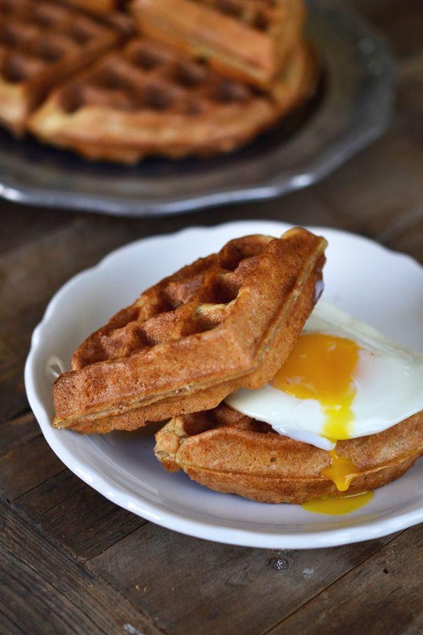 Gluten Free Waffles from Gluten-Free on a Shoestring