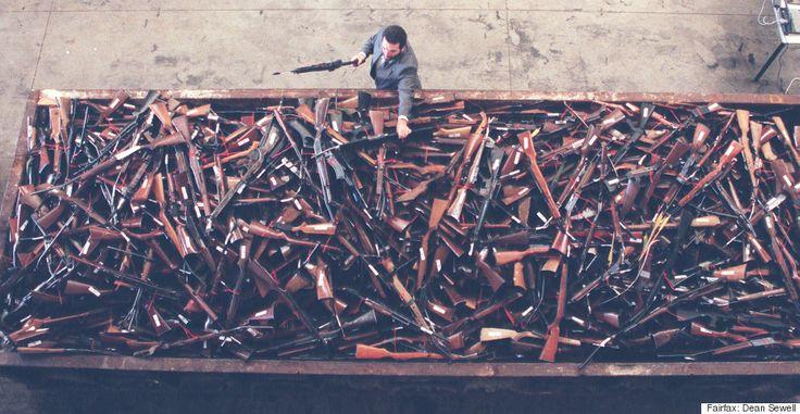 Australias Landmark Gun Reforms: The Aftermath Of The Port Arthur Massacre