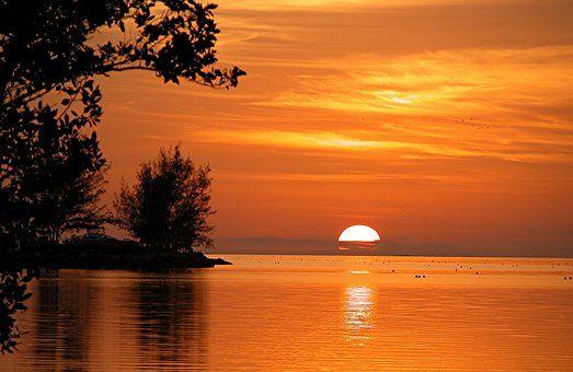 Key West, Florida, Zachód Słońca