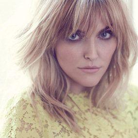 Lisa Eldridge, Sophie Dahl - great hair cut