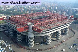 Stadio Giuseppe Meazza (San Siro), Inter Milan - AC Milan