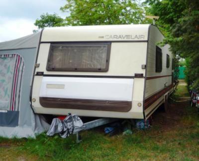 Don de ma caravane caravelair pas cher, Caravane - Camping car Grenoble
