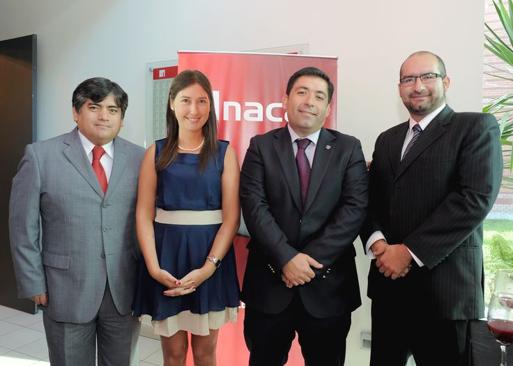 José Vilche, Sira Morán, Andrés Carter, Jorge Reyes.