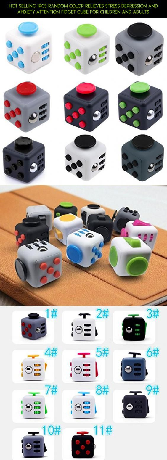Hot Selling 1PCS Random Color Relieves Stress Depression And Anxiety Attention Fidget Cube For Children and Adults #fpv #technology #fidget #products #drone #kit #gadgets #cube #camera #bulk #parts #racing #tech #plans #shopping