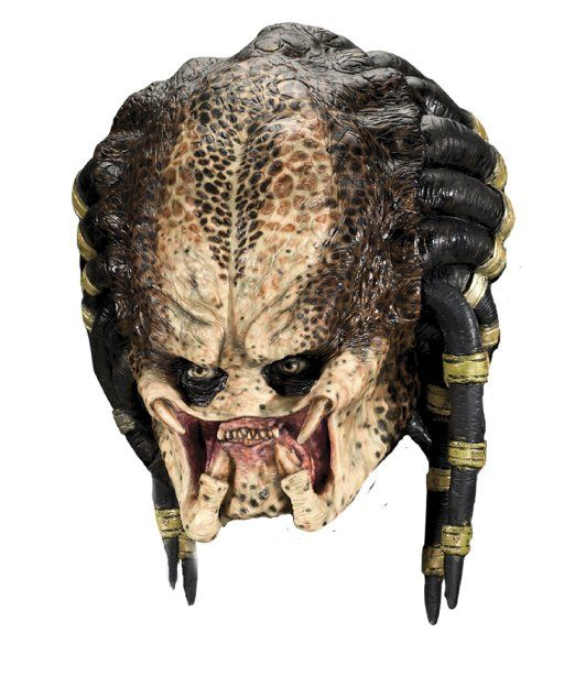 Aliens Vs. Predator, Child's Predator 3/4 Vinyl Mask:  | Zombie Infested World  | Shop Halloween Costumes | Horror Costumes | Scary masks | zombie infested world | www.zombieinfeste... #halloween #zombies #costumes #masks #pranks #scarycostumes #halloween #halloweencostumes #womenscostumes #horrorcostumes #Holidays #Holidayparties #menscostumes #kidscostumes #bloody_costumes #gory_costumes   http://www.zombieinfestedworld.com/halloween-masks-for-sale-online.html