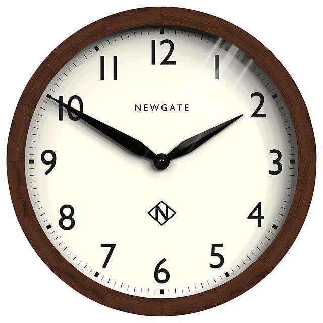 BuyNewgate Wimbledon Wall Clock, Dia. 45cm Online at johnlewis.com