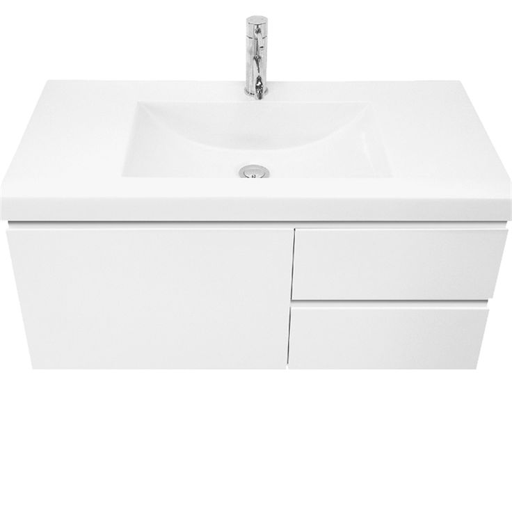 Cibo Design 900mm Element Vanity