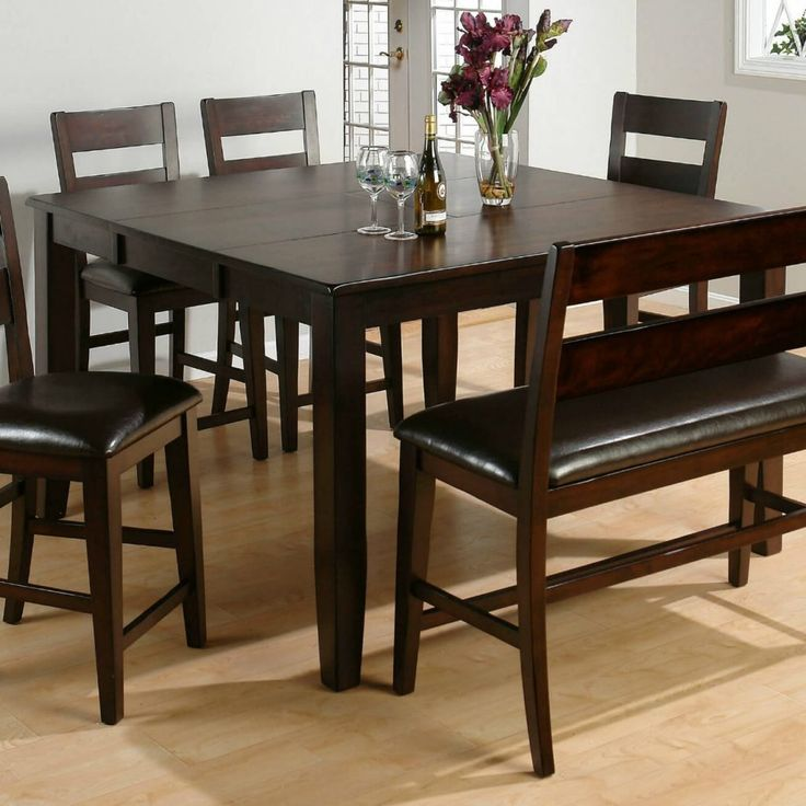 Best 25+ Bench dining set ideas on Pinterest | Kitchen table with ...