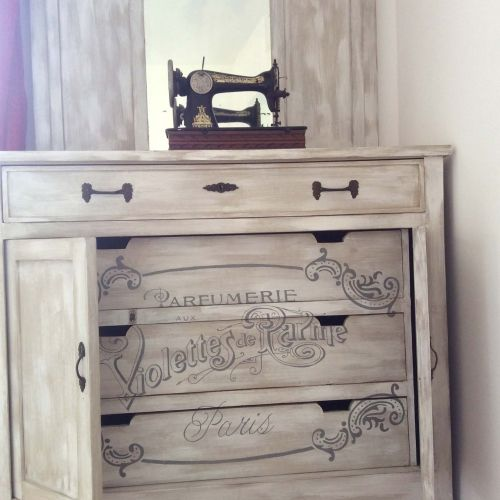 Ristrutturazione shabby chic made by Monica Carosio