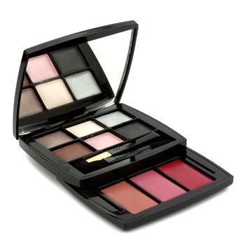 Magic Voyage Lip & Eye Pocket Palette (6x Eye Shadow ,3x Lip Color , 2x Applicator) - -