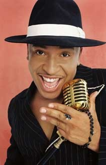 Lou Bega who looks exactly like donald faison btw