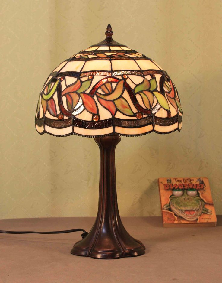 Foto de Lámpara de tabla de Tiffany de la lámpara (serie A1) en es.Made-in-China.com