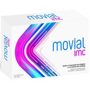 MOVIAL IMC 28 CAPSULAS