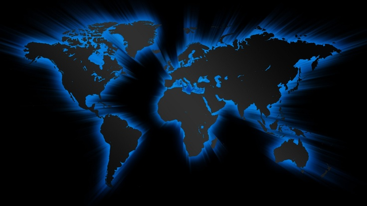 12 best world map 1280x720 images on pinterest desktop backgrounds glowing world map background psd graphics gumiabroncs Choice Image