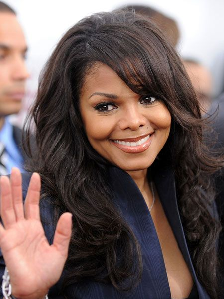 Janet Jackson  --  saw here at Louisville also.  She was impressive!