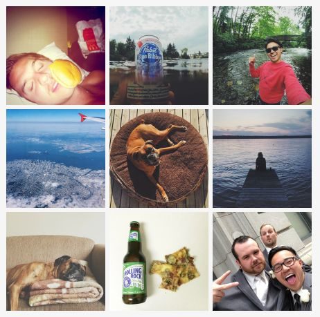I just turned my Photos into magnets with #Sticky9! Get 30% off your order with FRIEND12XNT
