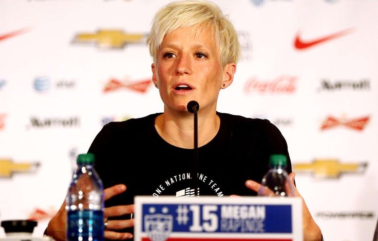 US soccer star Megan Rapinoe kneels during national anthem in 'little nod' to Kaepernick | Fox News - http://advice2.top/celebrities/us-soccer-star-megan-rapinoe-kneels-during-national-anthem-in-little-nod-to-kaepernick-fox-news/  Free Ebooks http://ebookvault.biz/