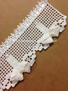 Ponto Preso1: Croche - Outro projeto Natalino saindo do papel ...TUTORIAL