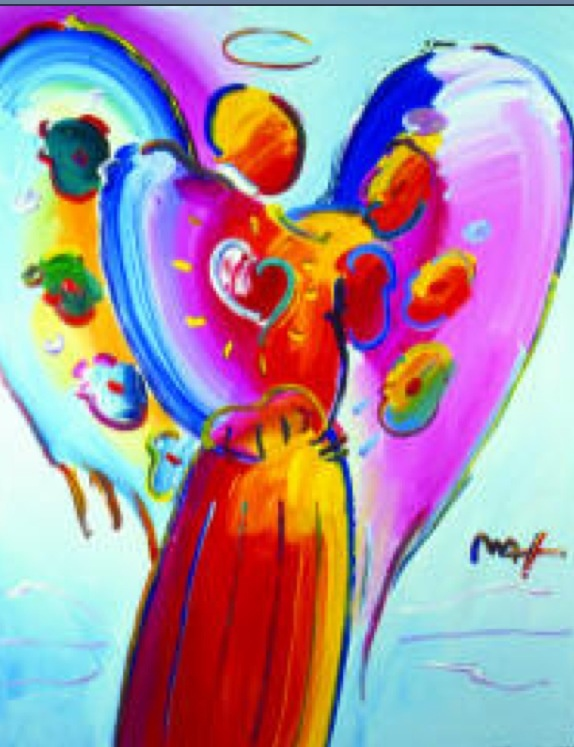 Peter Max One Of Christys Favorite Artist