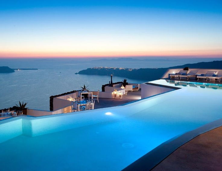Grace, Santorini, Greece.