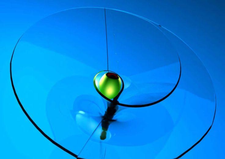 Bombay glass shell 1