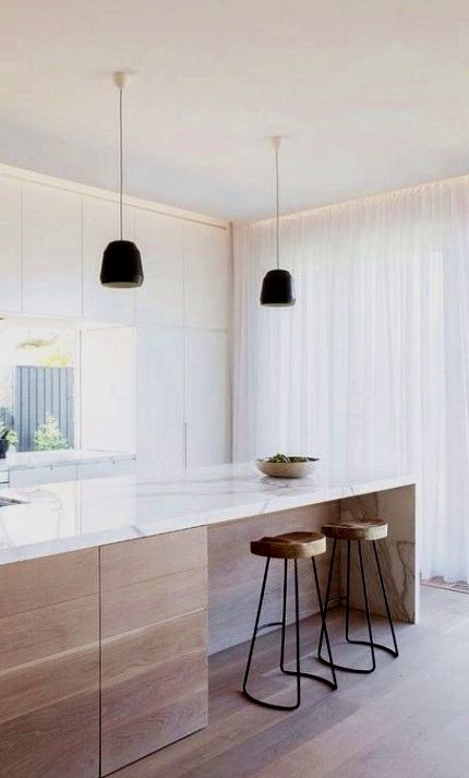 Kitchen design ideas Be mindful of hanging newly acquired art too