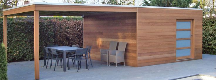 best 25 abri de jardin moderne ideas on pinterest. Black Bedroom Furniture Sets. Home Design Ideas