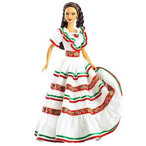 Cinco de mayo doll