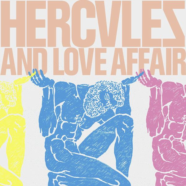 "#18: ""Blind"" by Hercules And Love Affair - listen with YouTube, Spotify, Rdio & Deezer on LetsLoop.com"