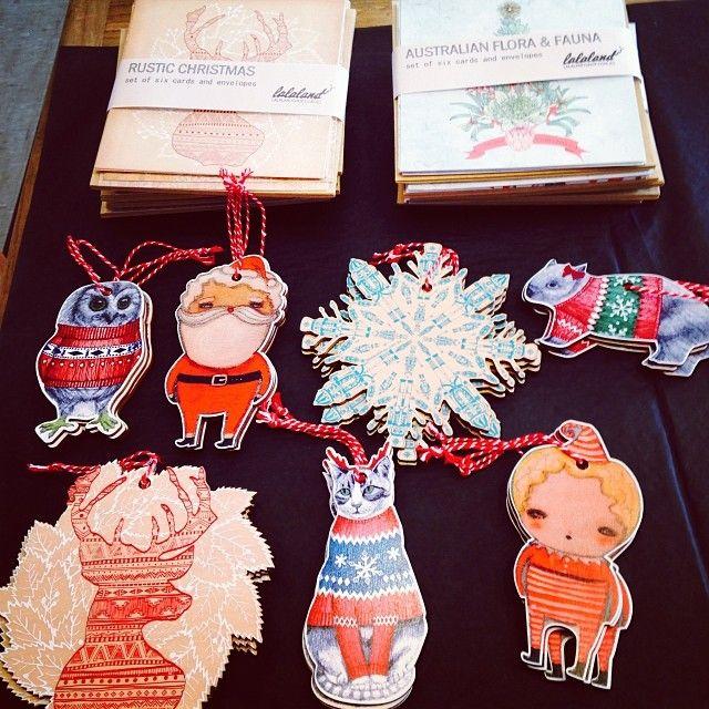 La La Land Christmas items at Mulbury in Fitzroy, VIC - mulbury.com.au