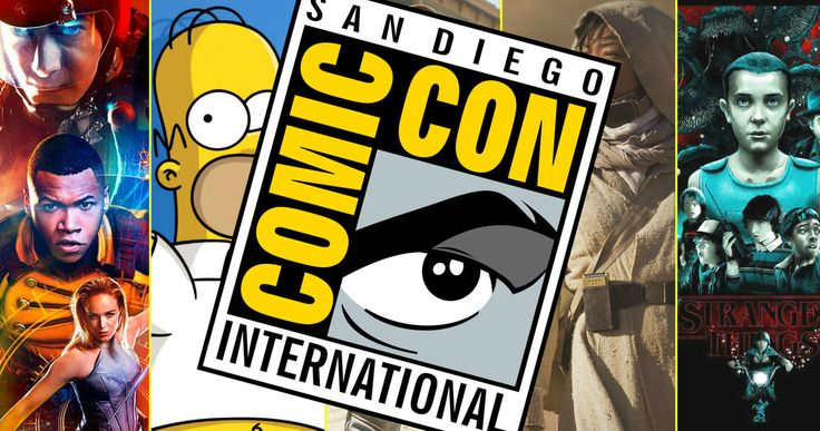 Comic-Con 2017 Saturday TV Schedule Includes Westworld & Stranger Things -- HBO's Westworld and Netflix's Stranger Things head to Hall H, while Arrow and Lucifer arrive on Saturday of Comic-Con 2017. -- http://tvweb.com/comic-con-2017-tv-schedule-saturday/