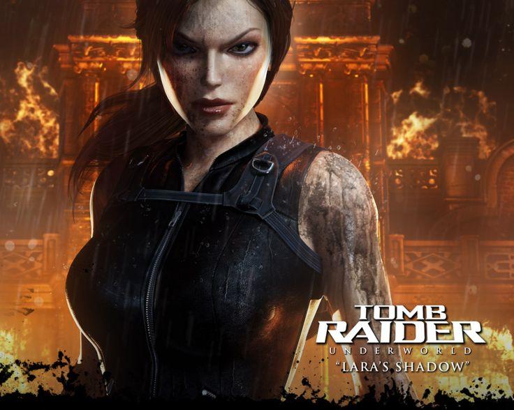 Fond d'écran du jeu Tomb Raider Underworld - 1000x800 - 07-04-2009 10:00:00 - jeuxvideo.com