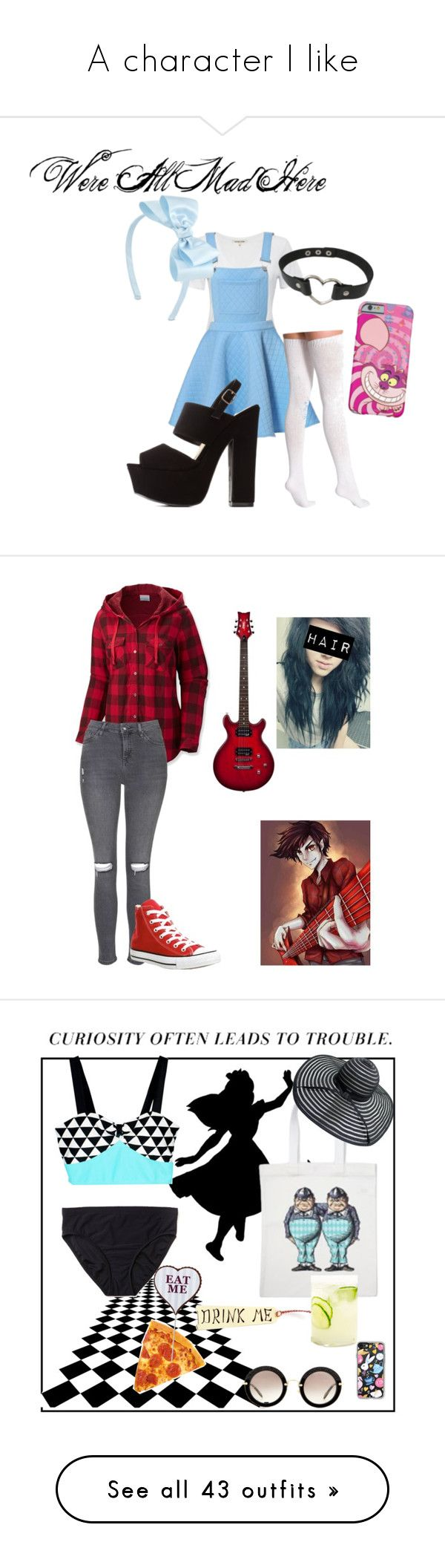 """A character I like"" by mysticalmonster15 ❤ liked on Polyvore featuring Cotton Citizen, American Apparel, Charlotte Russe, modern, Columbia, Topshop, Converse, Elite, Mrs Moore and Aqua Green"