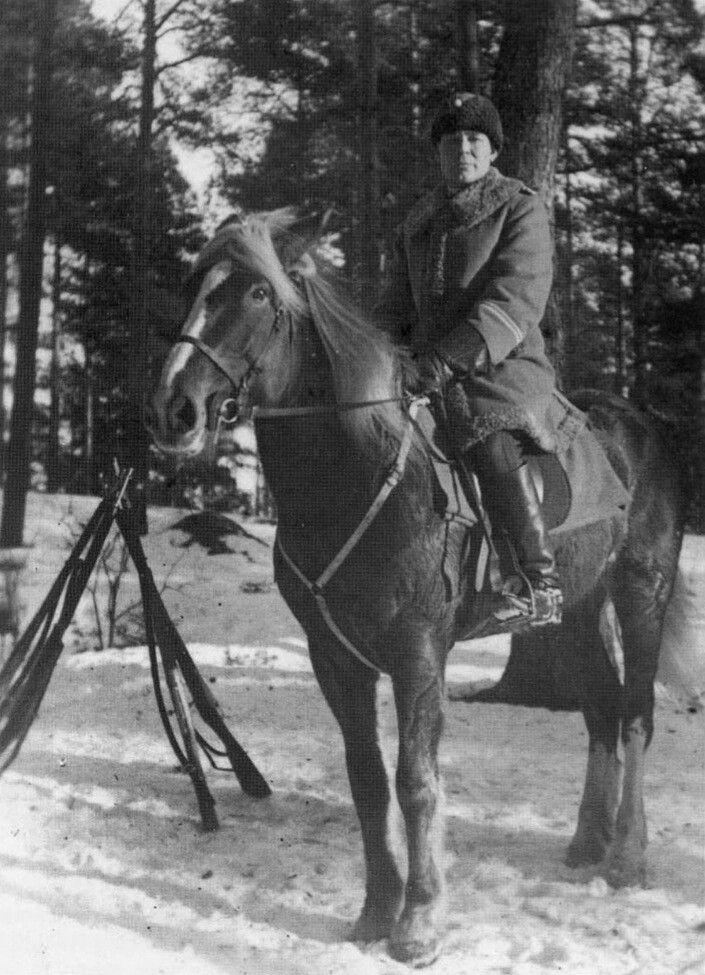 Finnish Army officer