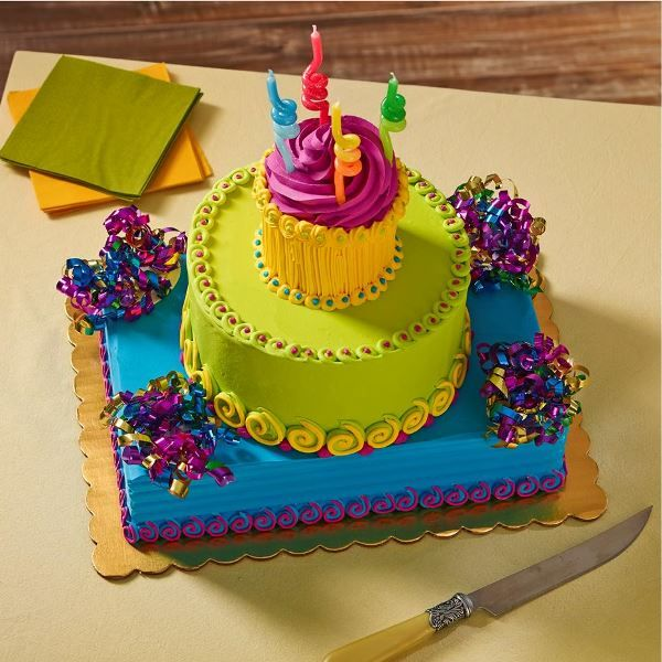 Birthday Celebration Signature Cake