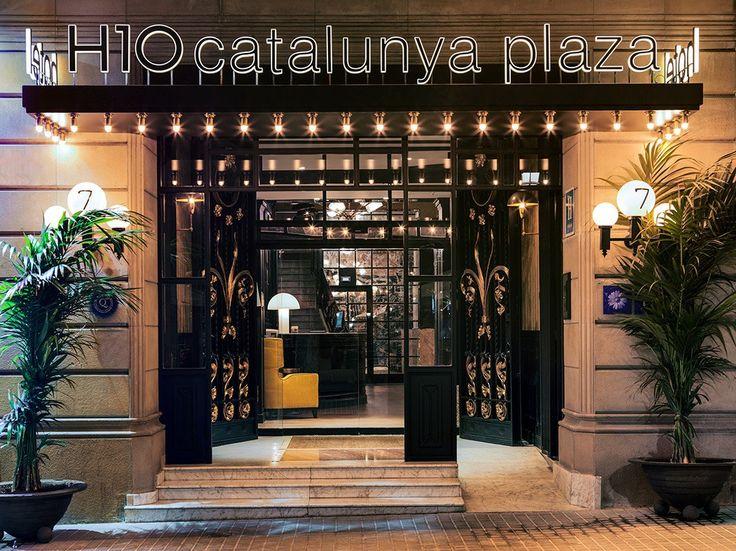 Image result for h10 catalunya plaza