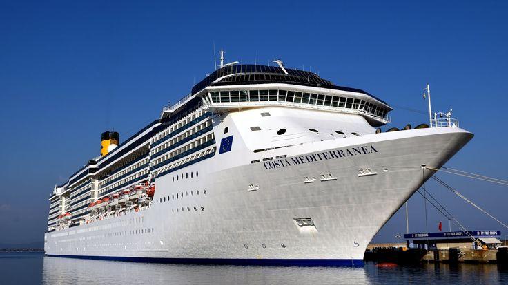 Costa Mediterranea - Ship Tour