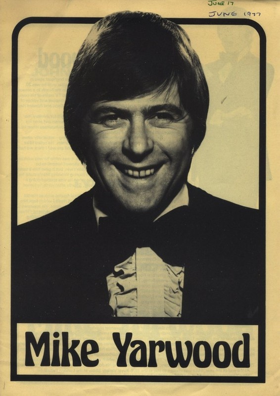 Mike Yarwood 1977   © Fairfield Halls Marketing Department