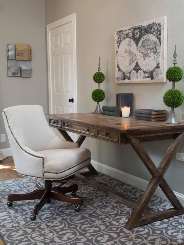 20 great farmhouse home office design ideas home office rh pinterest com