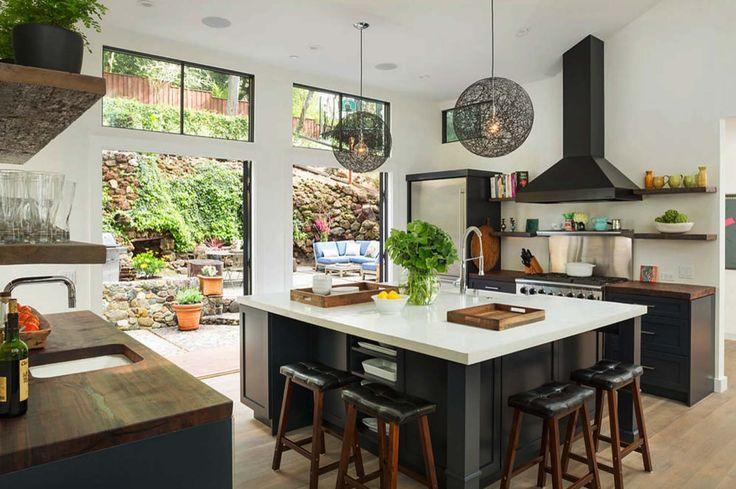 160 best Dream kitchens images on Pinterest   Kitchens, White ...