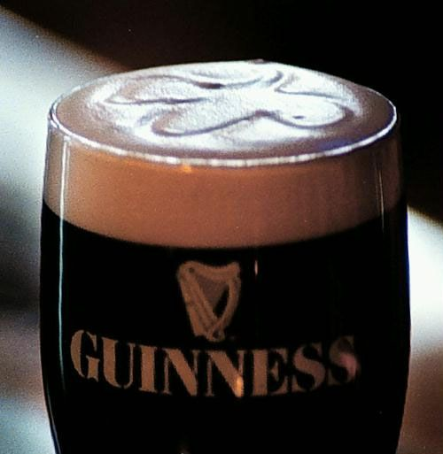 shamrock: Guinness Storeh, Ireland, Saint Patrick'S Day, Nice Cold, Ice Cream, Crafts Beer, Irish, Perfect Pour, Guinness Ice