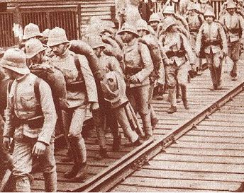 Colonial Portuguese WW1