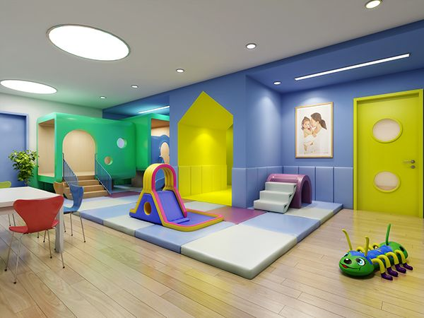 This Is A High Quality Preschool Interior Design For 0 6years Kids Designed By Space PreschoolPreschool IdeasKindergarten