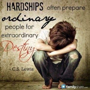 A Moment To Reflect: Forty Days of Prayer- Day Sixteen: Hardship From W...