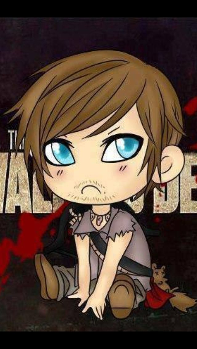 Anime Zombie Characters : Best images about the walking dead on pinterest