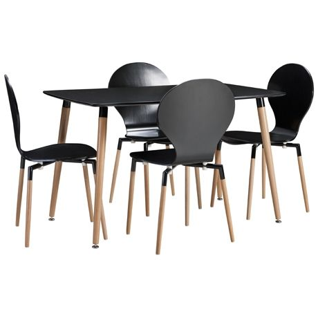 Freddy Dining 5 Piece Package | Freedom Furniture and Homewares