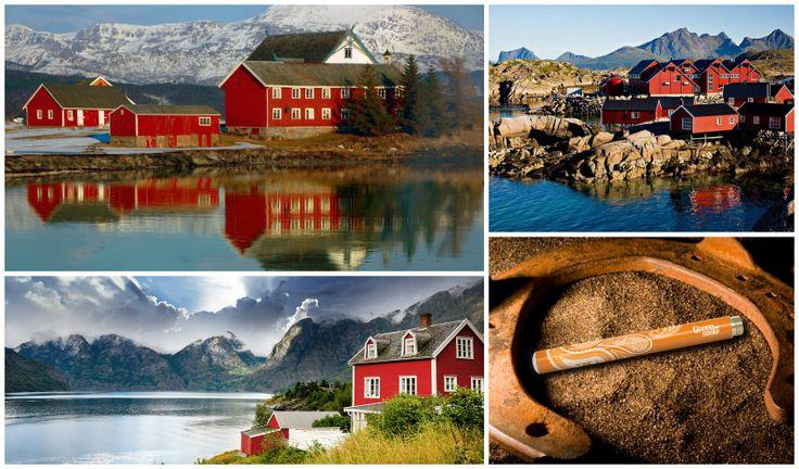 Bateria El Paso, în Norvegia