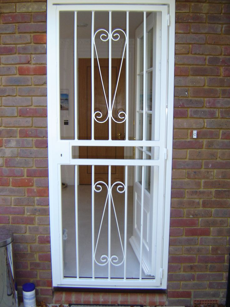 Rsg3000 Security Door Gate Fitted In Central London